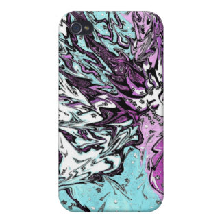 Darkening Electrified Dreams Speck Case iPhone 4/4S Covers