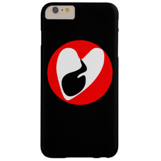 Darkening Heart Barely There iPhone 6 Plus Case