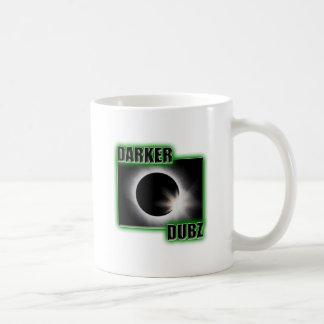 DARKER DUBZ green Dub Dubstep Reggae Coffee Mug