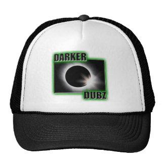 DARKER DUBZ green Dubstep Dub Trucker Hat