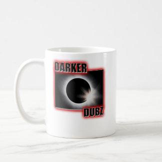 DARKER DUBZ red Dub Dubstep Reggae Mugs