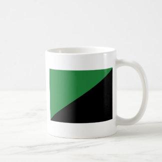 Darker Green And Black, Colombia Political Coffee Mug