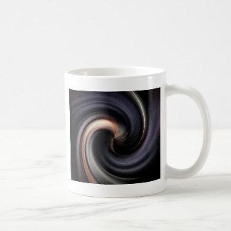 Darker Swirl Coffee Mug