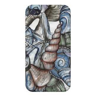 Darker Waters Case For iPhone 4