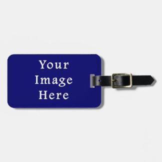 Darkest Blue Hanukkah Chanukah Hanukah Template Tag For Bags