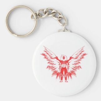 DARKFLASH_official products Basic Round Button Keychain
