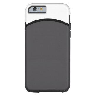 DarkGrey Dot Tough iPhone 6 Case