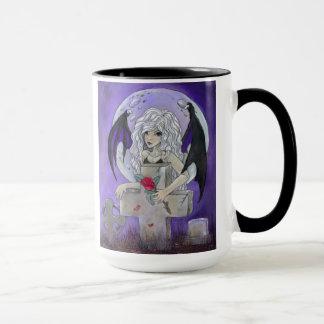 """""""Darkling Rose"""" Mug"""