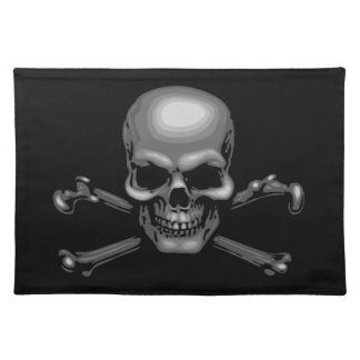 Darkly Marky Cloth Placemat