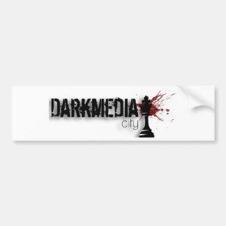 DarkMediaCity Bumper Sticker