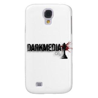 DarkMediaCity Galaxy S4 Cases
