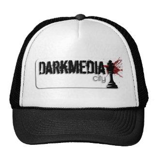 DarkMediaCity Logo Trucker Hat
