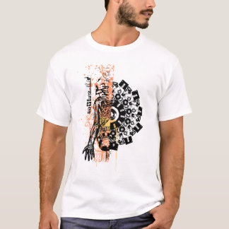 darkness001white T-Shirt
