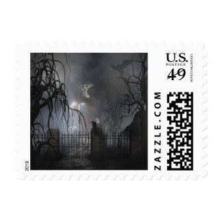 Darkness Comes Beautiful Miss Piggy Postage