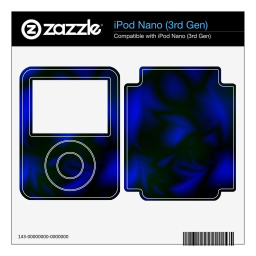 Darkness Decal For The iPod Nano