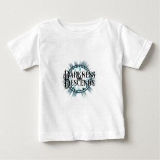 darkness descends design three baby T-Shirt