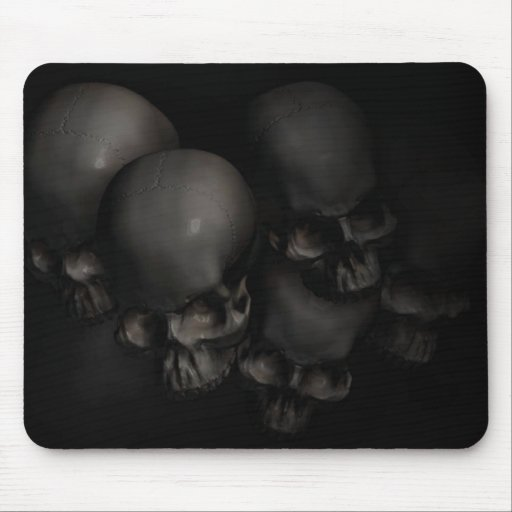 Darkness Falls Mouse Pad