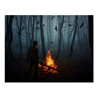 Darkness Falls Post Cards