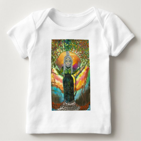 Darkness_into_light Baby T-Shirt