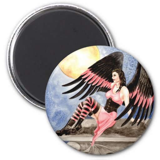 Darkness is an Angel #2 Magnet