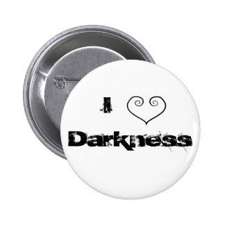 Darkness Pinback Button