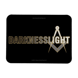 Darkness To Light Flexi Magnet