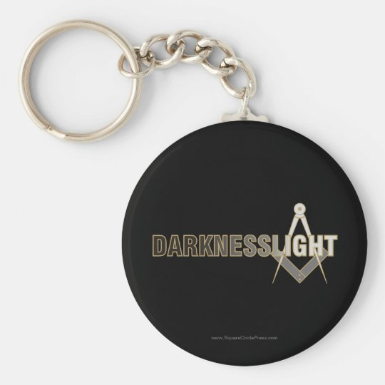 Darkness To Light Keychain