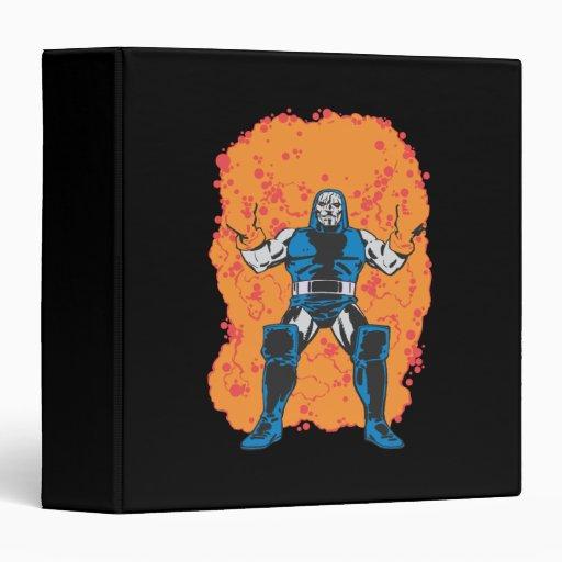 Darkseid Destruction Binder