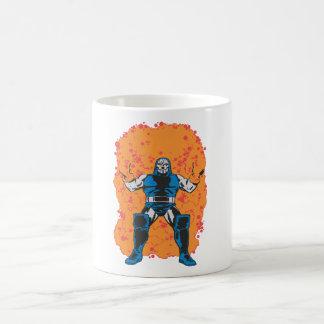 Darkseid Destruction Classic White Coffee Mug