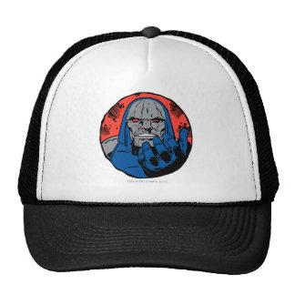 Darkseid  Head Shot 2 Trucker Hat