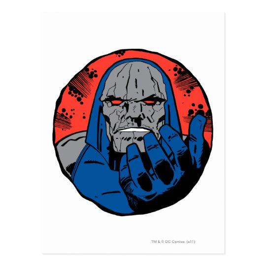 Darkseid  Head Shot 2 Postcard