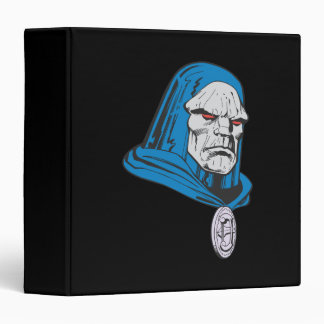 Darkseid Head Shot Binder