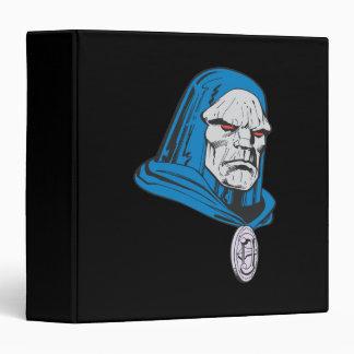 Darkseid Head Shot 3 Ring Binders