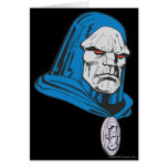 Darkseid Head Shot Card