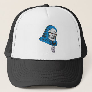 Darkseid Head Shot Trucker Hat