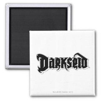 Darkseid Logo 2 2 Inch Square Magnet