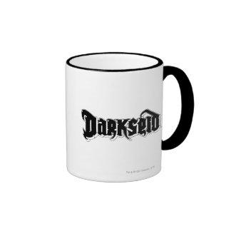 Darkseid Logo 2 Ringer Coffee Mug
