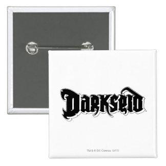 Darkseid Logo 2 Pinback Button