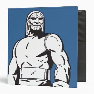 Darkseid Outline Binder