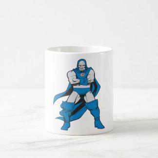 Darkseid Poses Classic White Coffee Mug