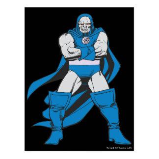 Darkseid Poses Postcard