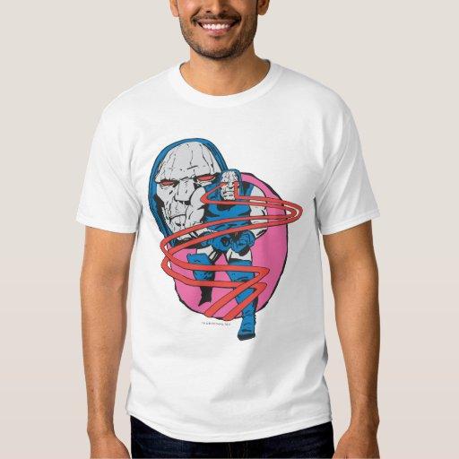 Darkseid Shoots Omega Beams T Shirt