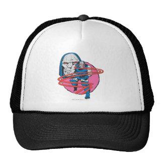 Darkseid Shoots Omega Beams Trucker Hat
