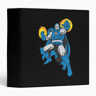 Darkseid & The Omega Force 3 Ring Binders