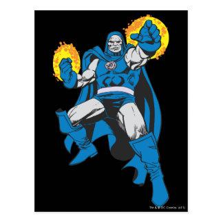 Darkseid & The Omega Force Postcard