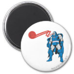 Darkseid Uses Psionic Powers 2 Inch Round Magnet