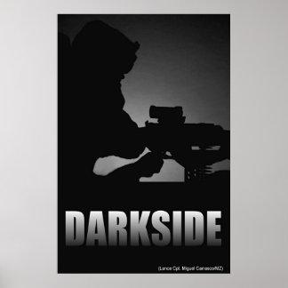 Darkside Póster