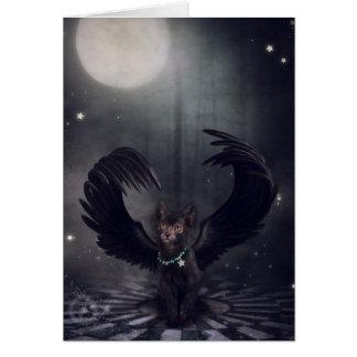 Darkside Werecat Card