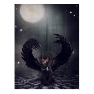 Darkside Werecat Postal
