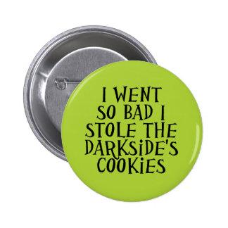 Darkside's Cookies 2 Inch Round Button